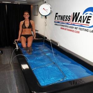 Hydrostatic Body Fat Testing